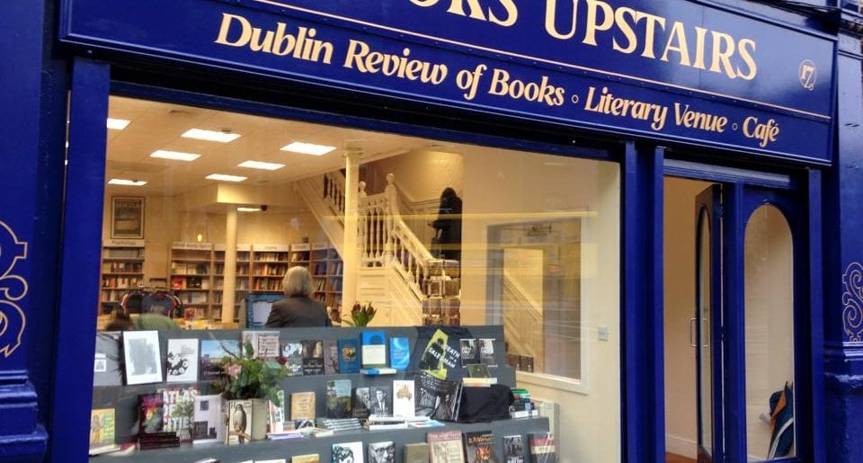 Dublin's Oldest Independent Bookshop celebrates 40 years 1978 – 2018