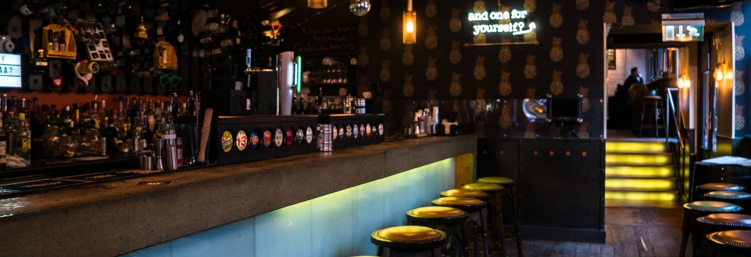 New Look Exchequer Turns 8!