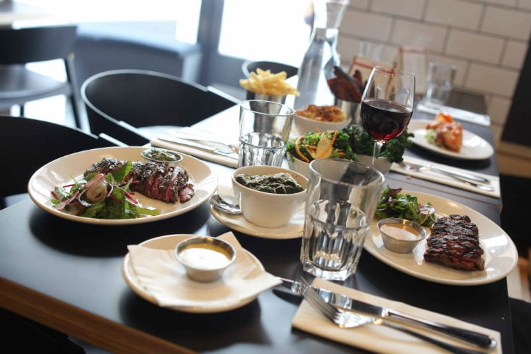 5 Great Places for Valentine's Day Dinner