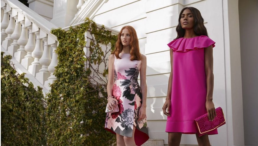 Ted Baker Spring Summer Collection 2018