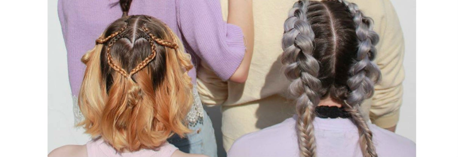 Pop Up Braid Bar comes to Topshop