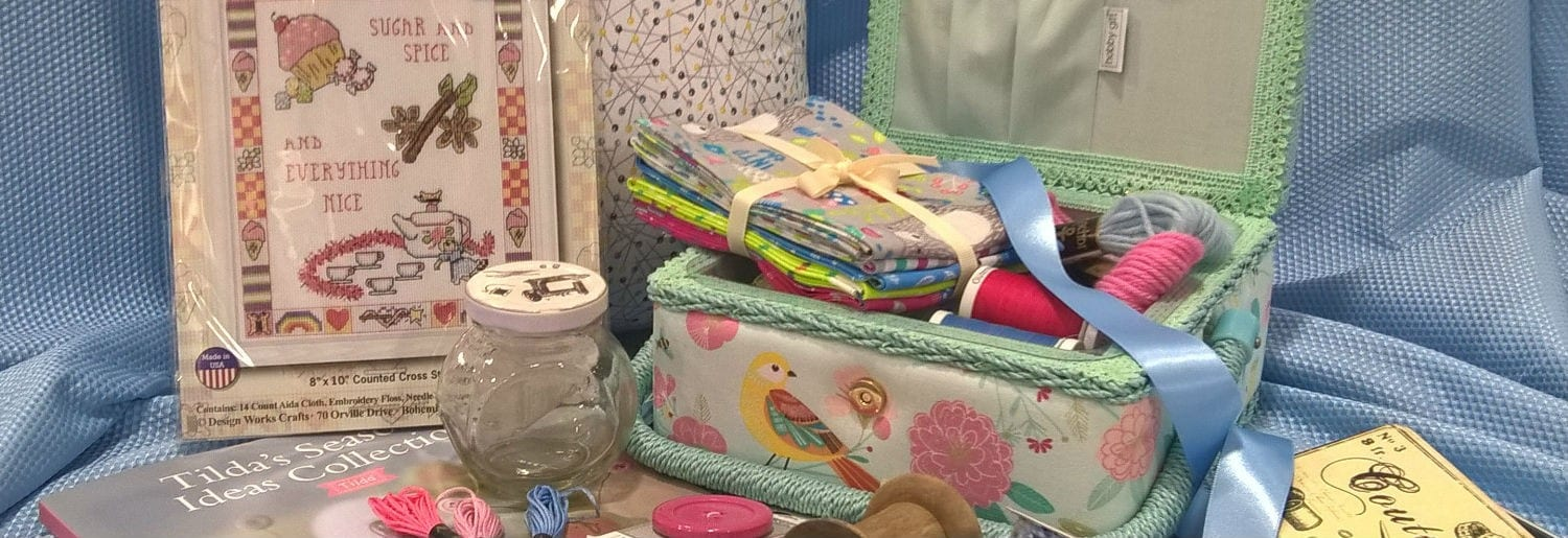 Spoil Mum with a gift from Hickeys Fabrics