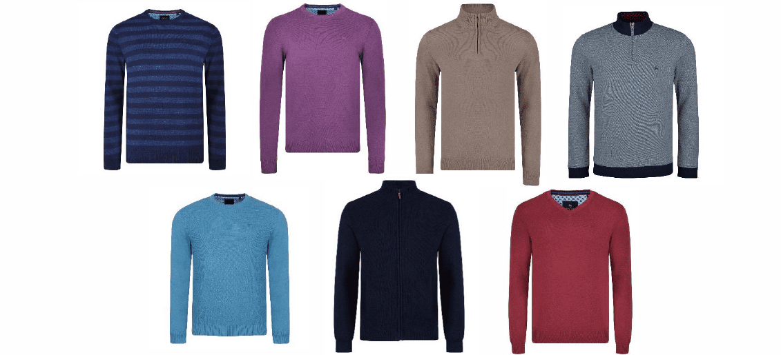 Stylish Knits For Men From Magee 1866