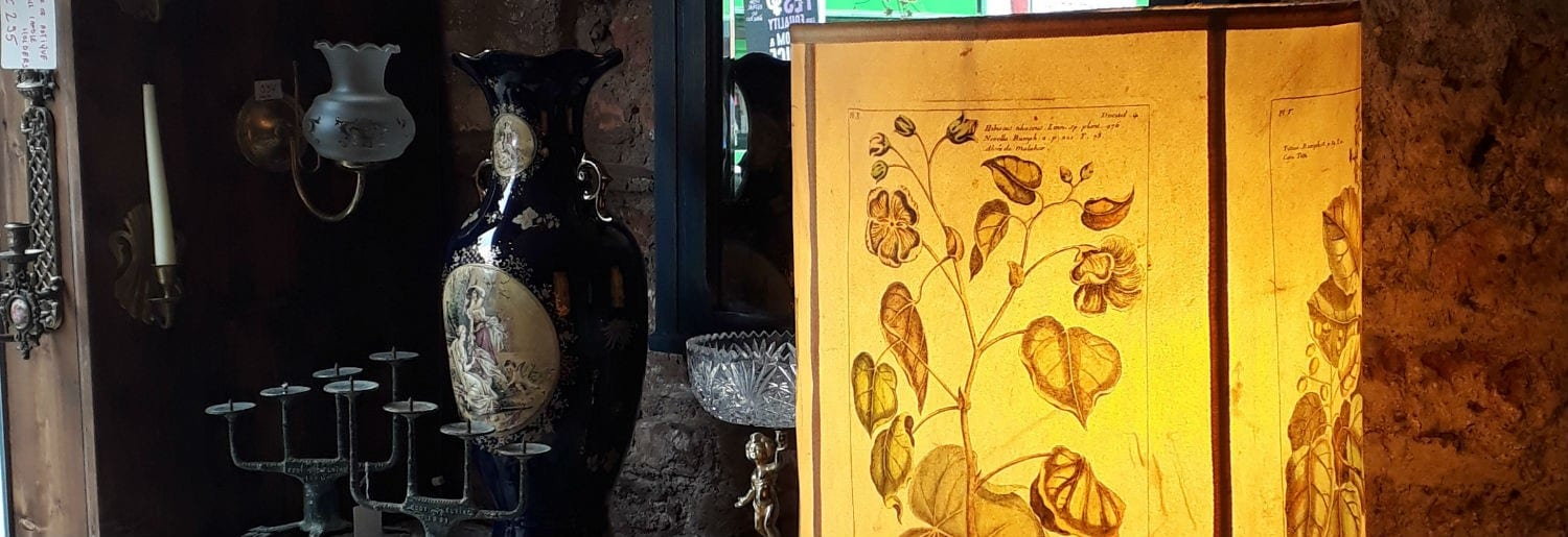 11 Antique and Vintage Shops in Dublin
