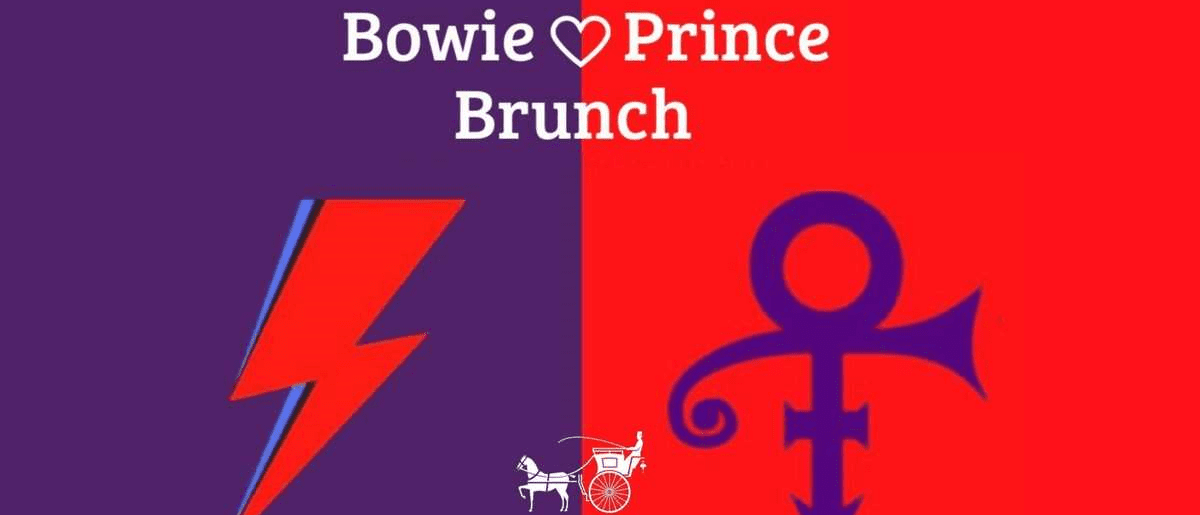 Bowie & Prince Bank Holiday Brunch