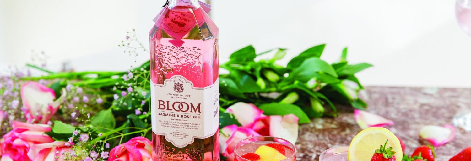 Pink Differently with Bloom Floral Gin