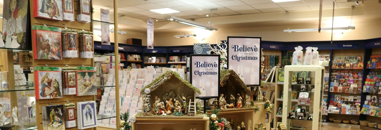 Believe in Christmas with Gift ideas at Veritas
