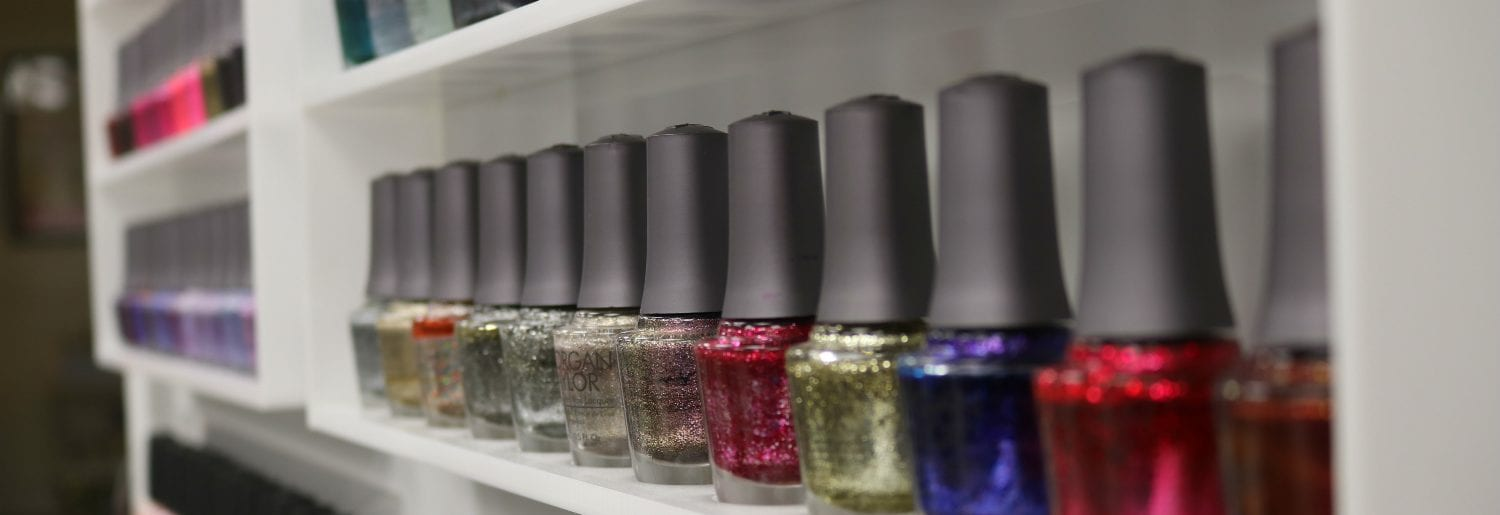 Get Your Nails Did at Glam Nail and Beauty Salon