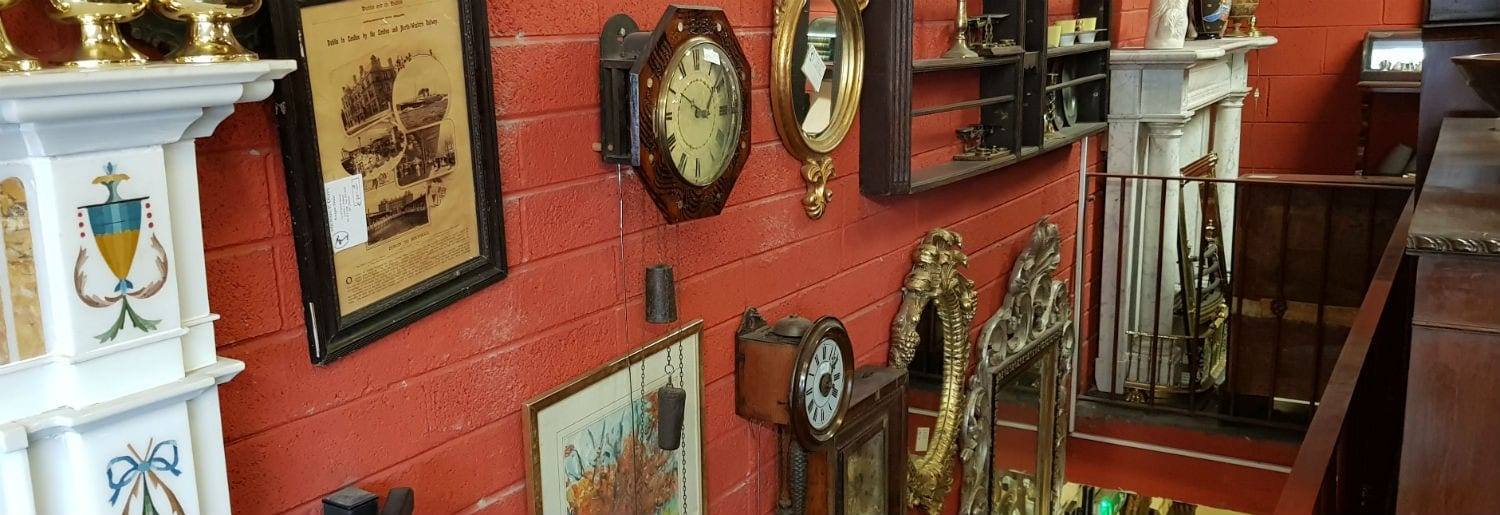 Antique Stores in Dublin City