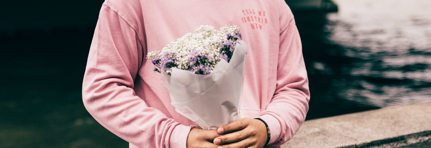 Lads – What to Wear on Valentine's Day