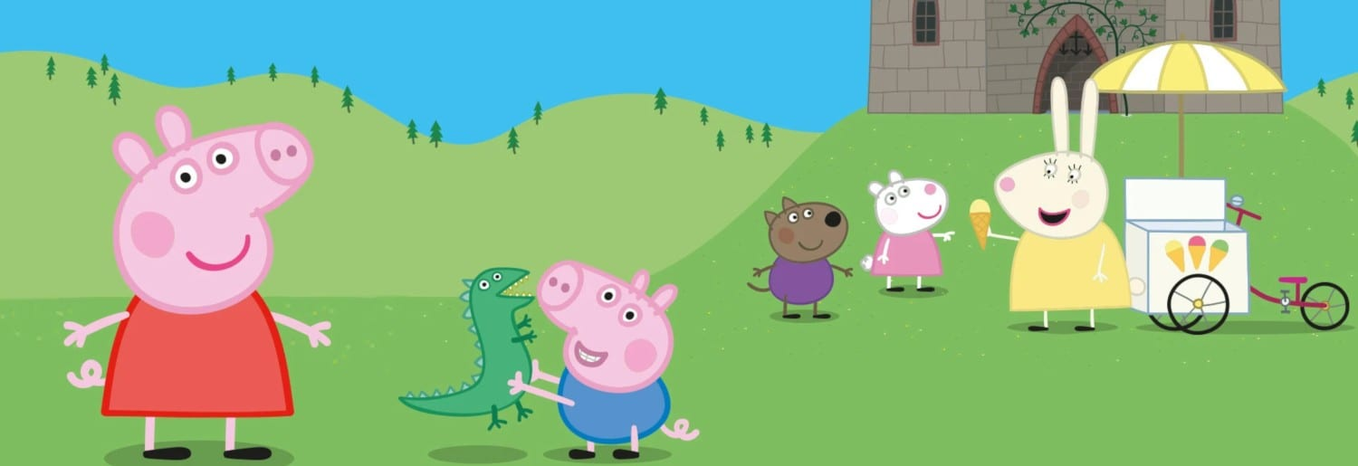 Peppa Pig's Best Day Ever Live at Olympia Theatre