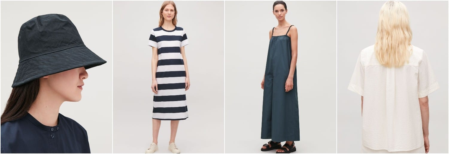 COS Launch Summer 2019 Relaxed Days