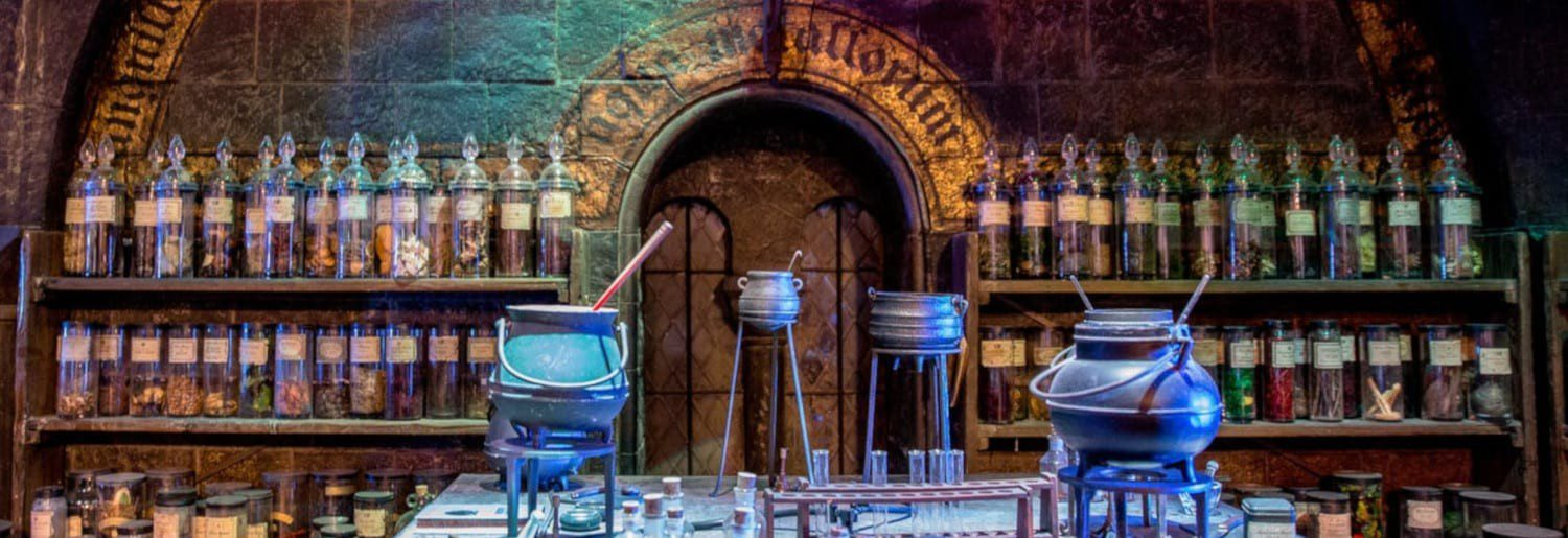 Calling All Harry Potter Witches and Wizards to Jervis Shopping Centre