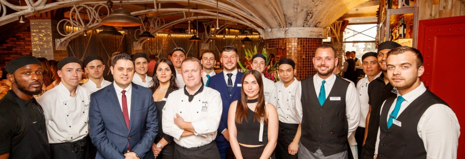 SOLE Seafood & Grill Named Best Luxury Seafood Restaurant in Europe
