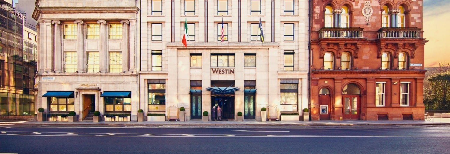 The Westin Dublin Introduces a New Personal City Guide Package