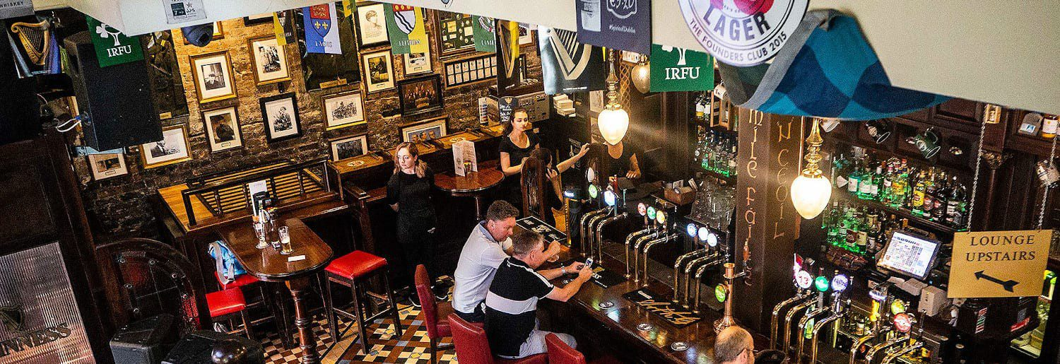Dublin Historic Pub Trail: Capel Street