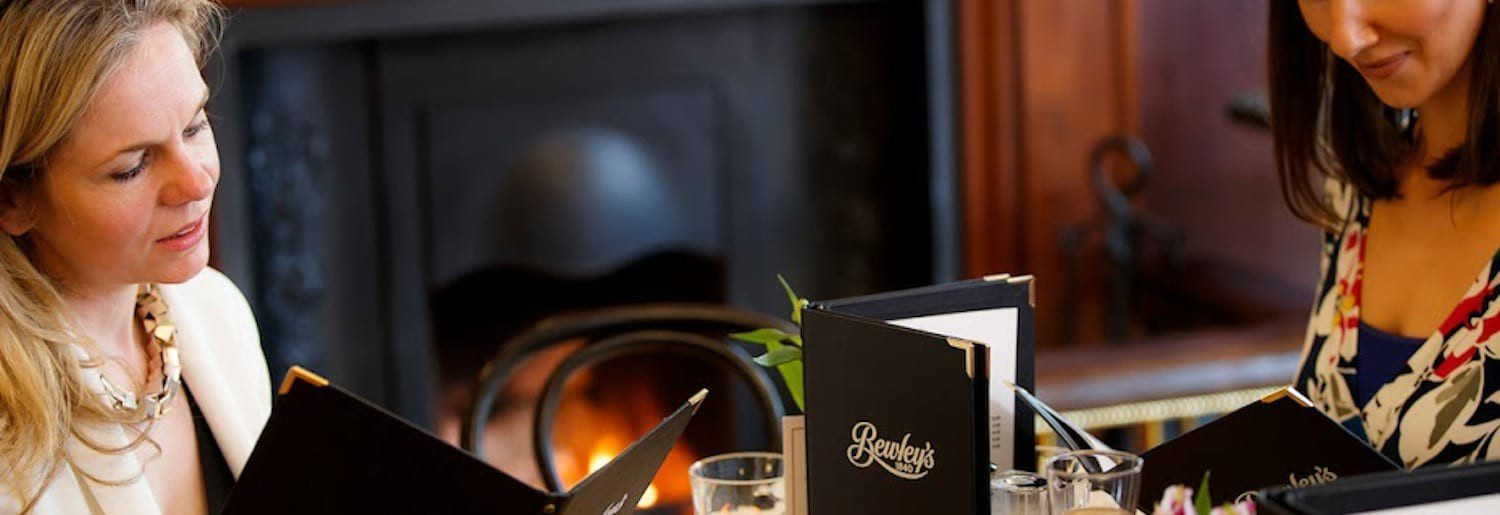 3 Course Dinner Storytelling Experience at Bewley's