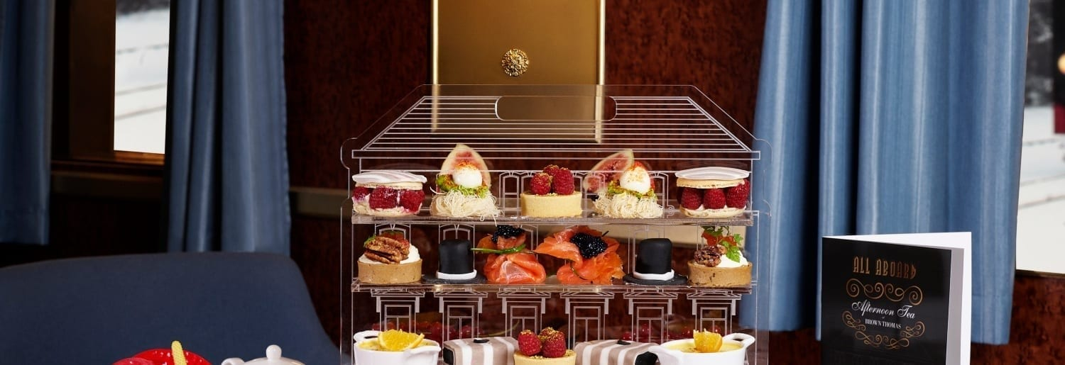 Brown Thomas' Exquisite New Afternoon Tea Experience