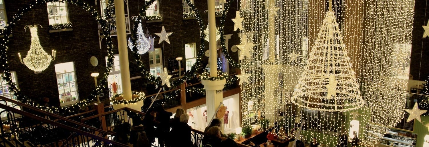 Christmas at Powerscourt Centre Has Arrived!