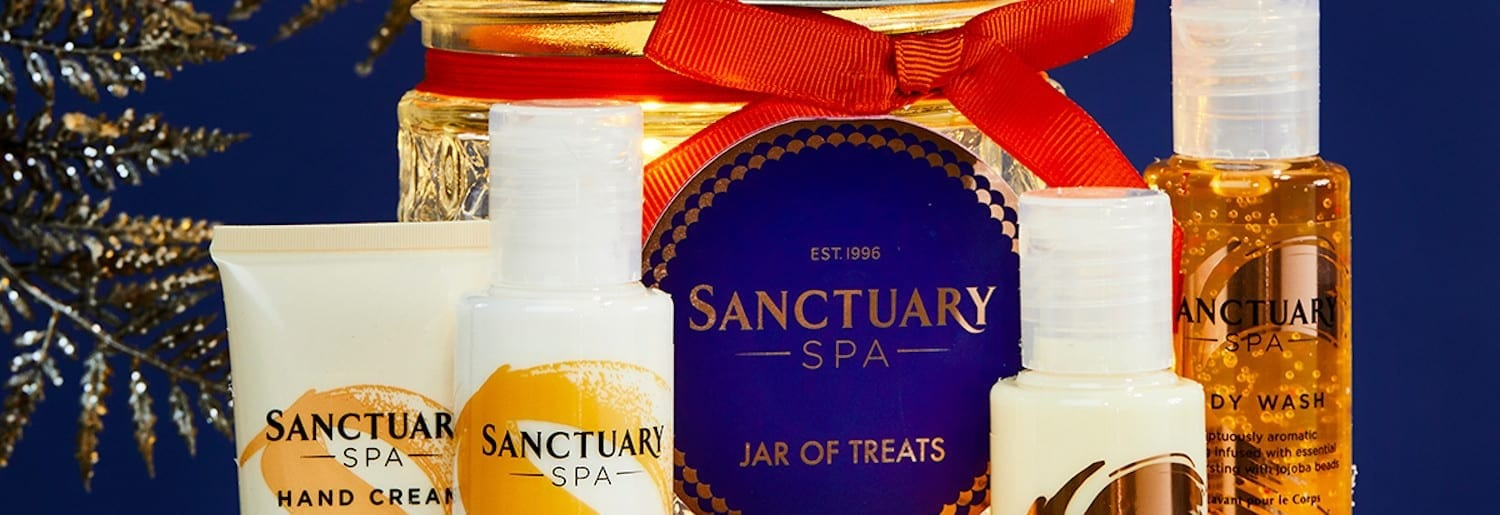 Sanctuary Spa Christmas Gifts at Hickey's Pharmacy