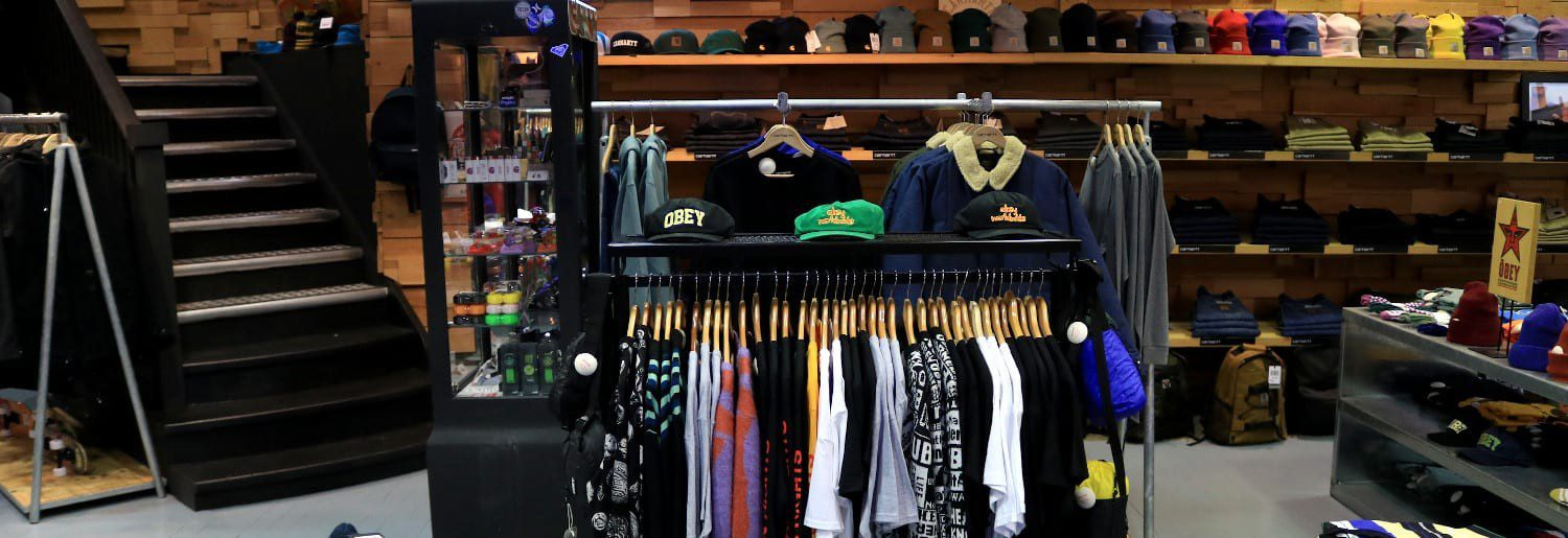 Tribe Clothing: Skate, Surf, Street, Shop