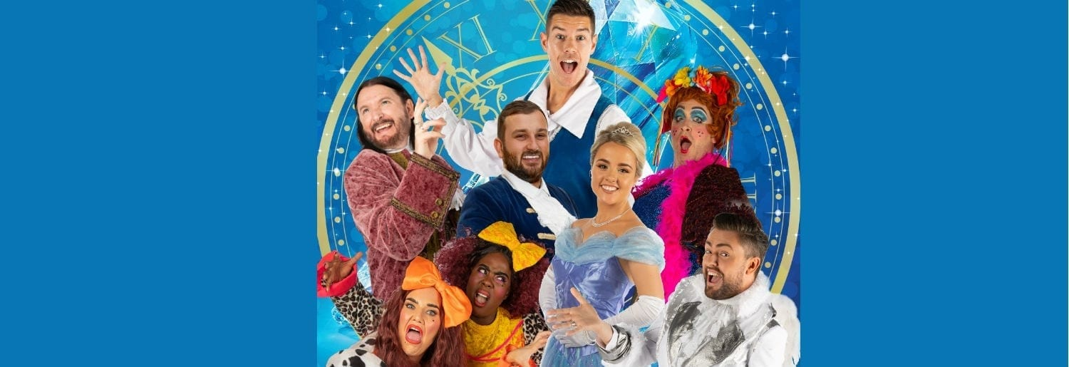 The Olympia Panto is Cinderella