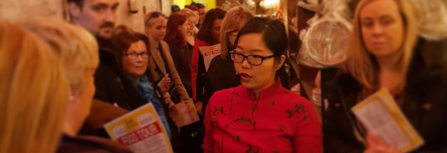 Alice's Chinese Food Tour