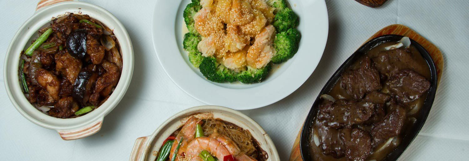 Traditional Chinese Banquet with Eight Regional Cuisines of China at Good World Restaurant