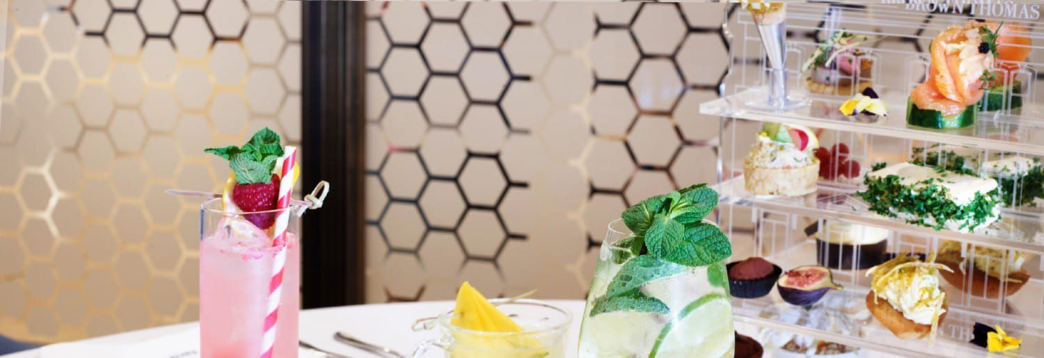 New 'Elegant Times' Afternoon Tea Experience at Brown Thomas