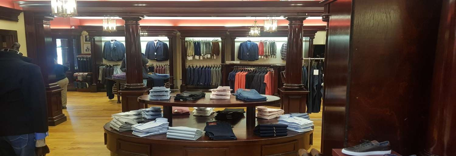 5 Suit Shops in Dublin One