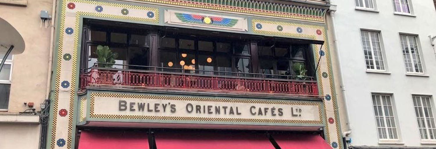 Yeats in Bewley's – A Nobel Speech in a Dublin Café