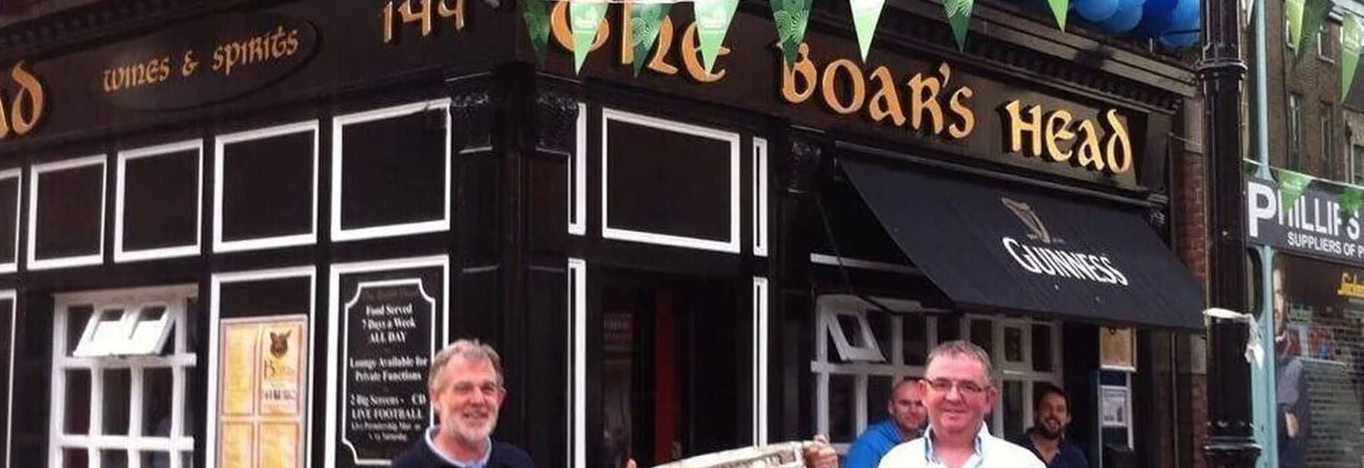 The History of The Boar's Head Capel Street