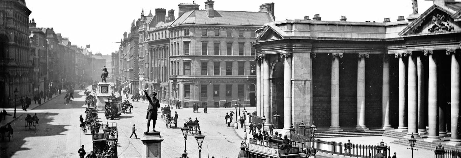 The History of College Green