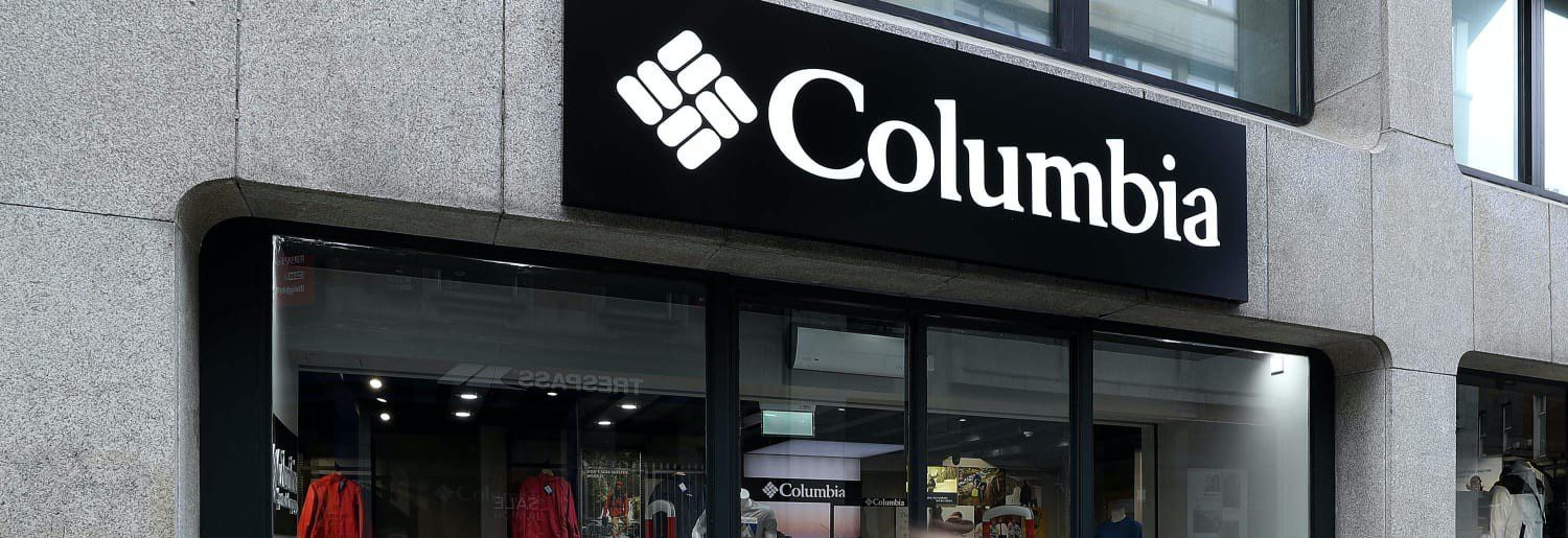 Ireland's first Columbia Store