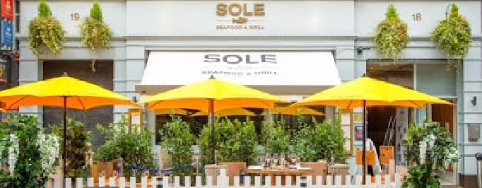 SOLE & FIRE Steakhouse are nominated at the World Luxury Restaurant Awards