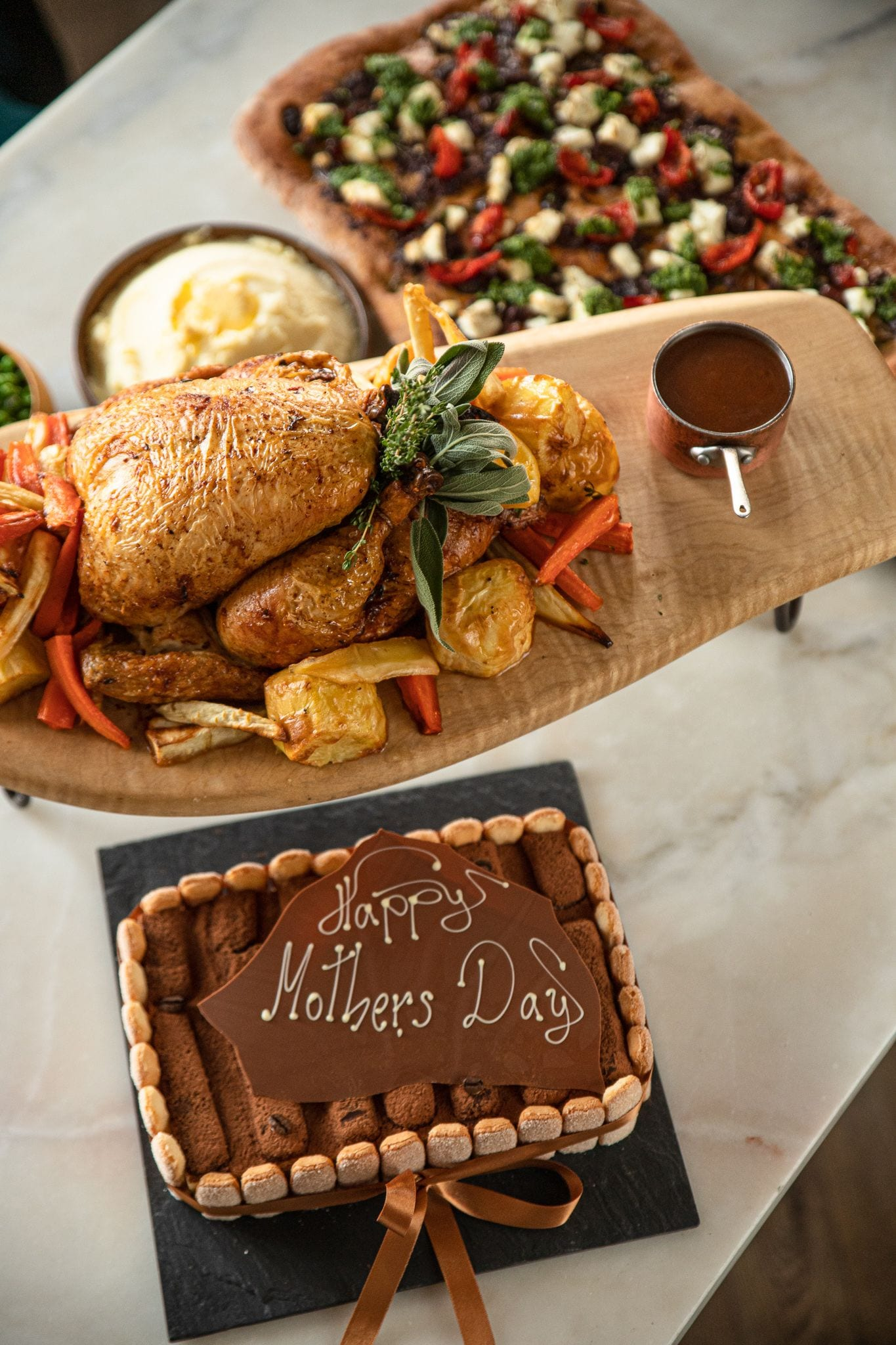 MOTHER'S DAY WITH AT HOME RESTAURANT KITS FROM SOPHIE'S ROOFTOP & MACKENZIE'S
