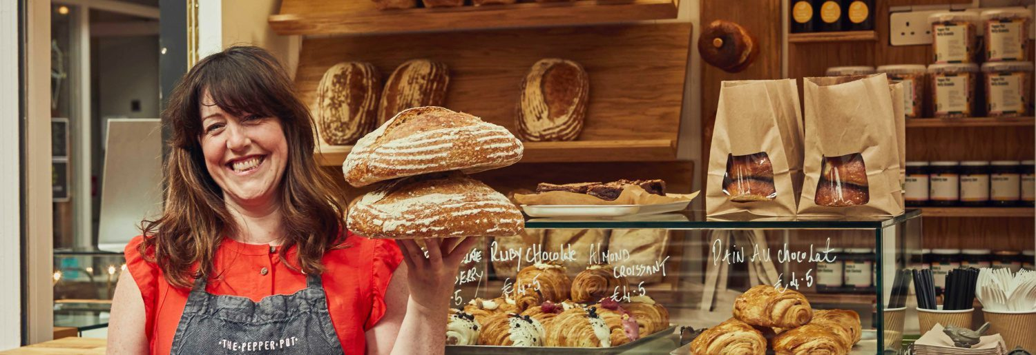The New Pepper Pot Bakery Opens In The Georges Street Arcade