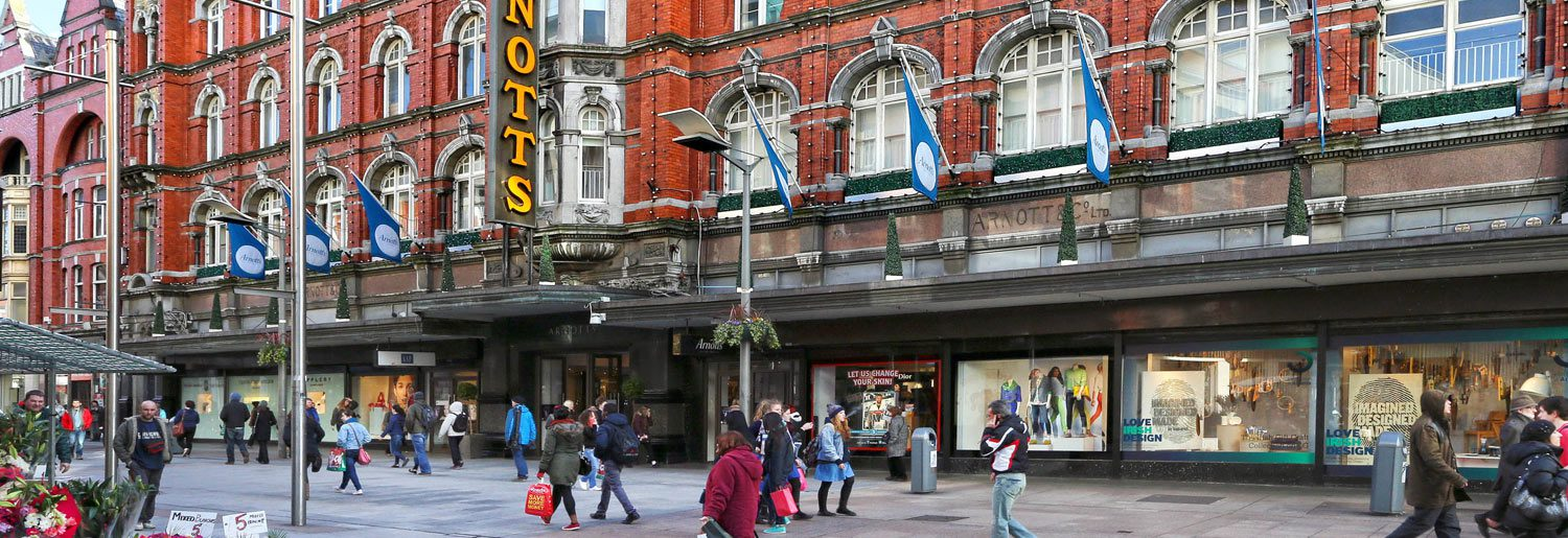 Exploring the 4 New Brands in Arnotts