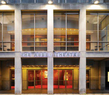 You Never Can Tell at The Abbey Theatre