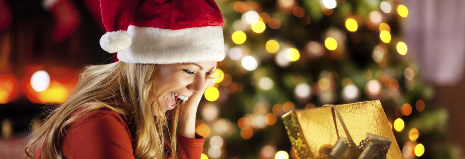 34 Christmas Gift Ideas for Her