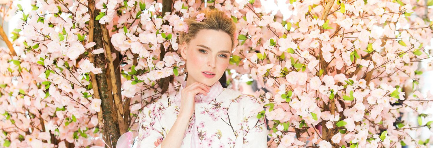 Clerys SS15 Collection Blossoms onto the Scene