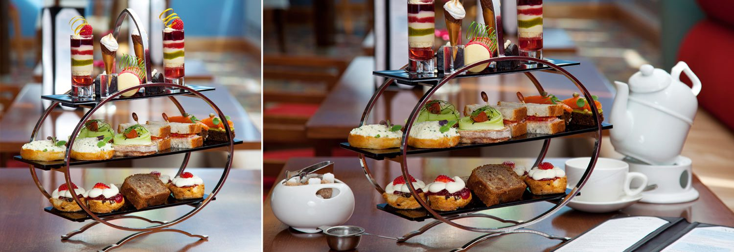 Afternoon Tea Re-launch at The Conrad
