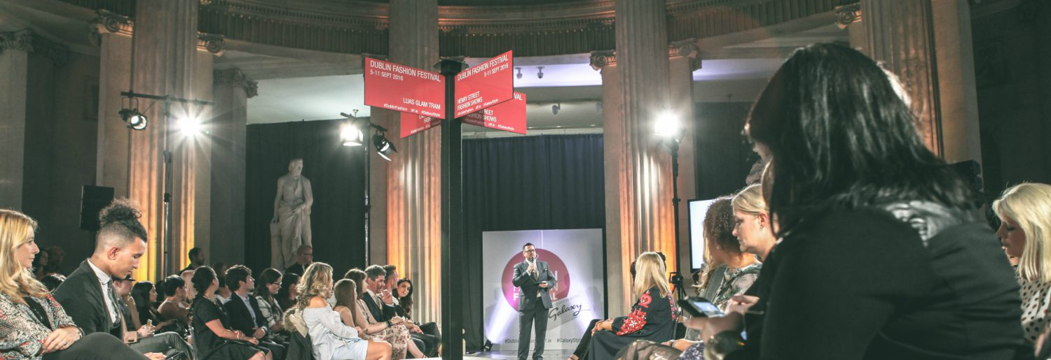 The Best Looks from the launch of the #DublinFashion Festival 2016
