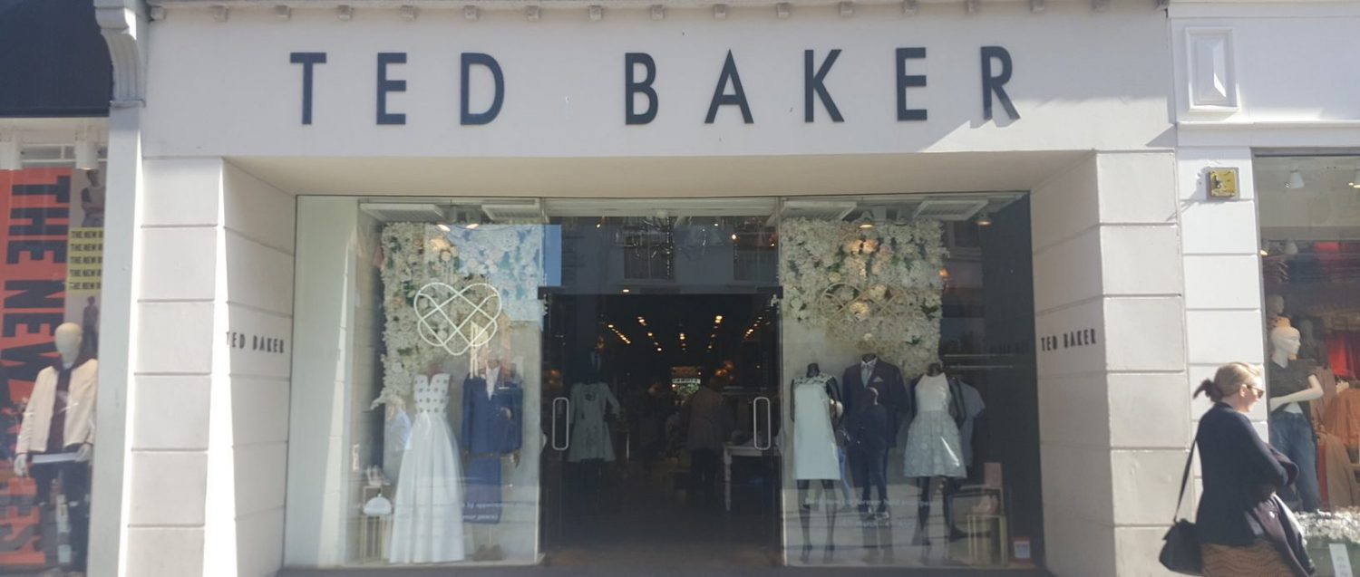 Tie The Knot with Ted Baker