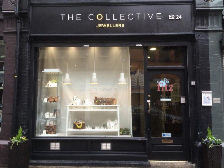 Launch Night of The Collective, 24 Drury Street