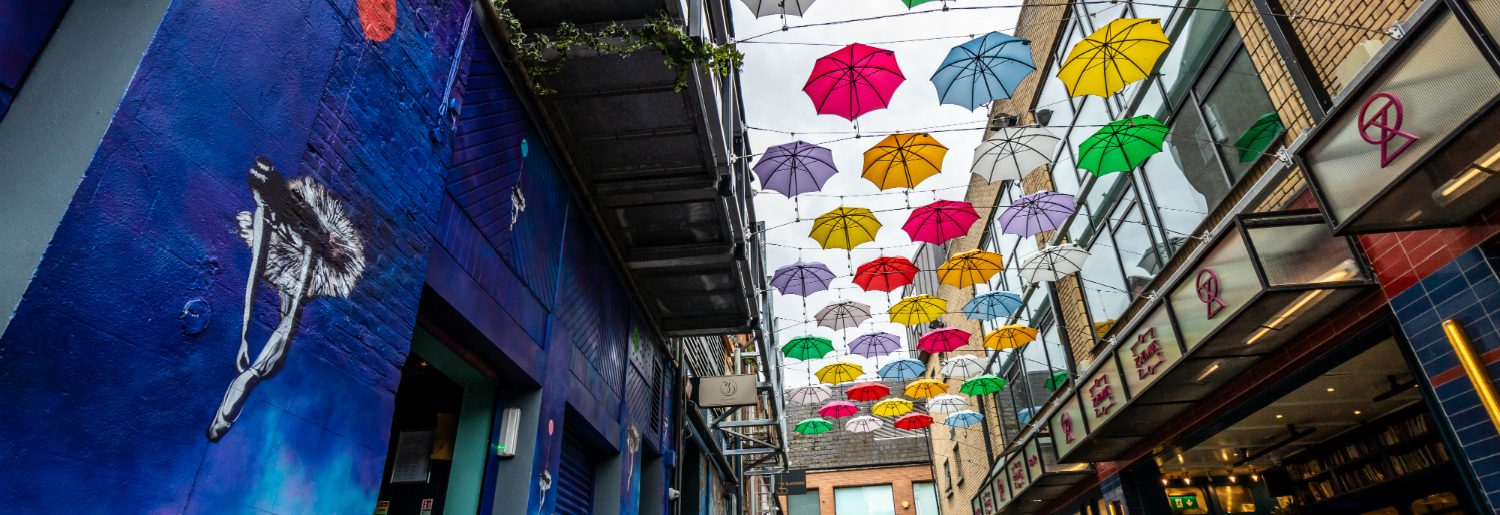 9 places in Dublin Town for an Instagram snap