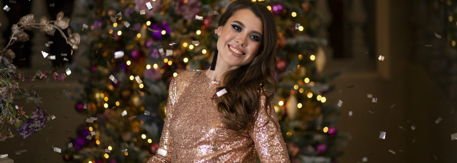 Dress to Impress this Christmas and New Year's Eve