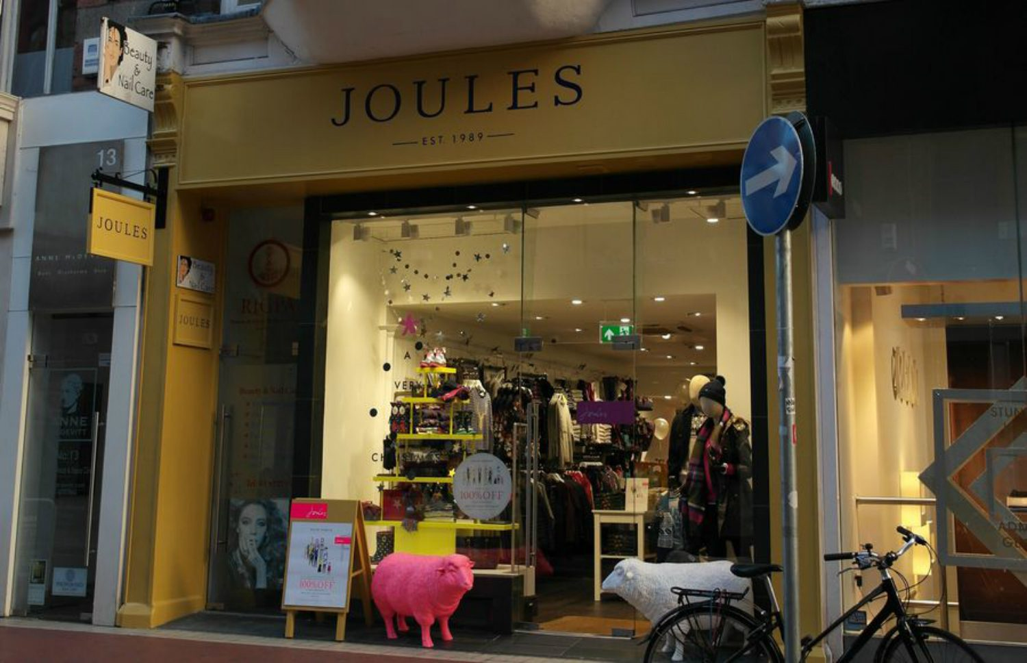 Joules Unveil Their Key Product Lines for January 2019
