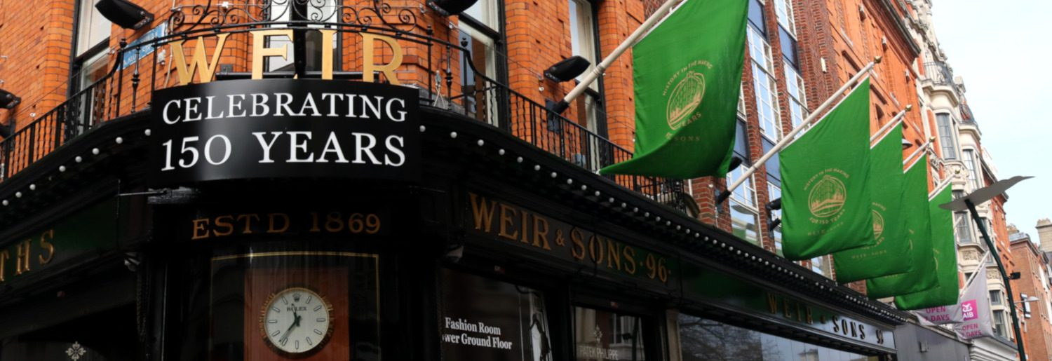 Weir & Sons Celebrates 150 Years