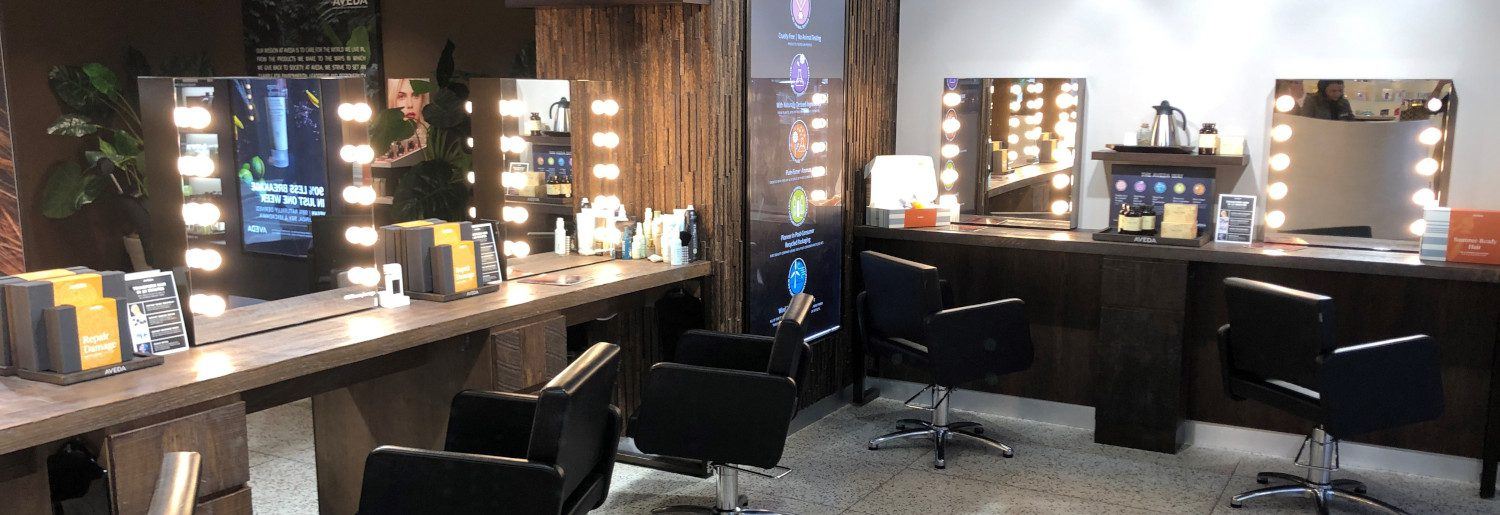 Aveda Launch Full Salon at Brown Thomas Beauty Lounge